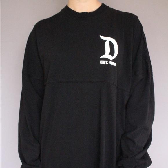a89777d9 Disney Tops - Disney | Black Long Sleeve Shirt (Worn Once)